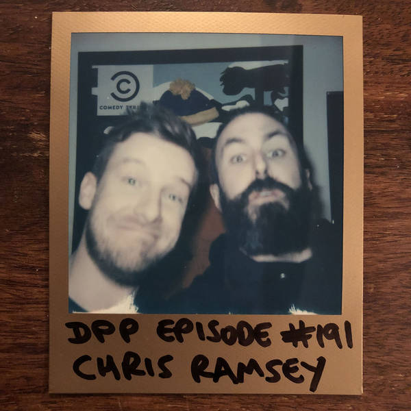Chris Ramsey - Distraction Pieces Podcast with Scroobius Pip #191