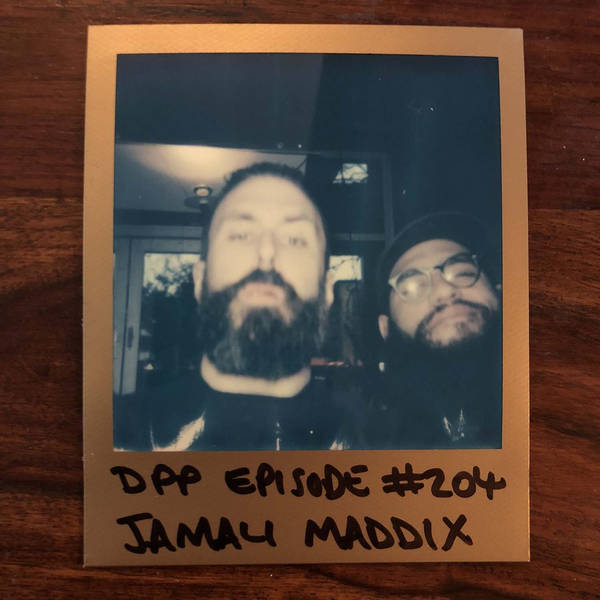 Jamali Maddix - Distraction Pieces Podcast with Scroobius Pip #204