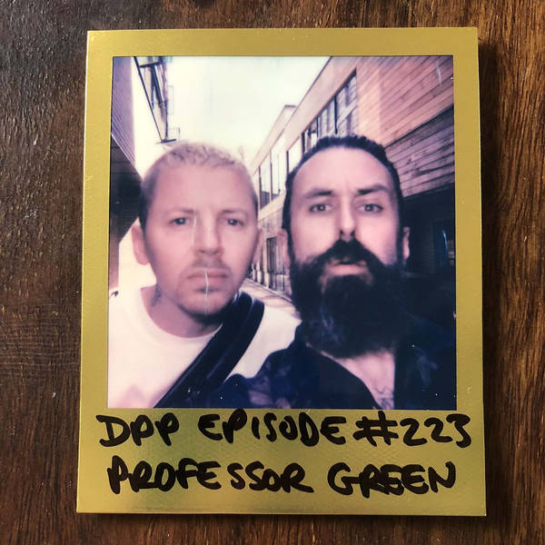 Professor Green - Distraction Pieces Podcast with Scroobius Pip #223