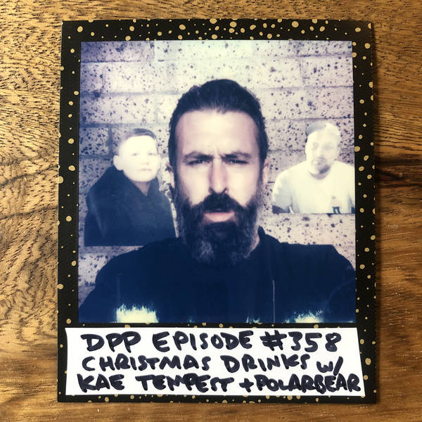 Xmas Drinks w/ Kae Tempest & Polarbear (pt. 1 of 2) •Distraction Pieces Podcast with Scroobius Pip #358