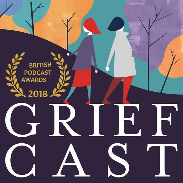 #107 Griefcast Live at Guys & St.Thomas's Hospital with Heidi Regan, Rajiv Karia + Glenn Moore