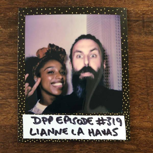 Lianne La Havas • Distraction Pieces Podcast with Scroobius Pip #319
