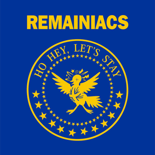 Remainiacs - The Brexit Podcast image