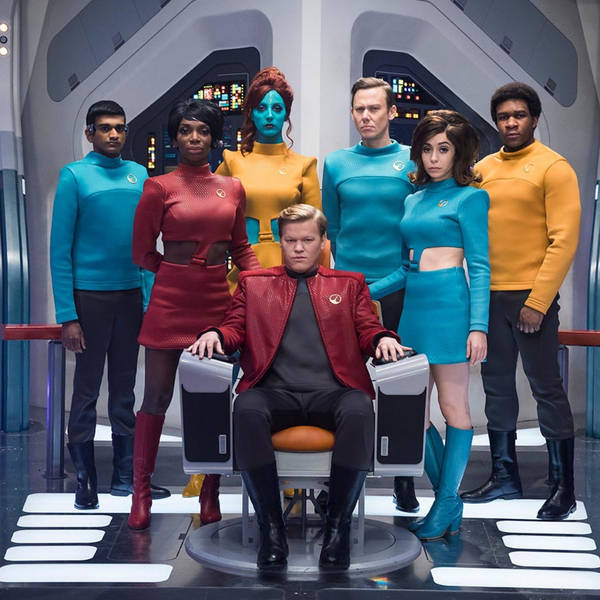 185: Reflecting On A New Season Of Black Mirror