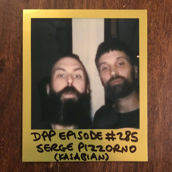 Serge Pizzorno • Distraction Pieces Podcast with Scroobius Pip #285