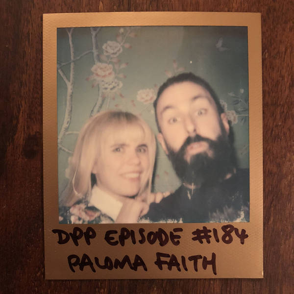 Paloma Faith - Distraction Pieces Podcast with Scroobius Pip #184