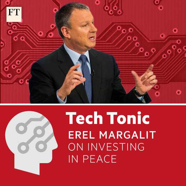 Erel Margalit on investing in peace
