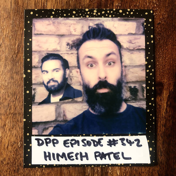 Himesh Patel •Distraction Pieces Podcast with Scroobius Pip #342