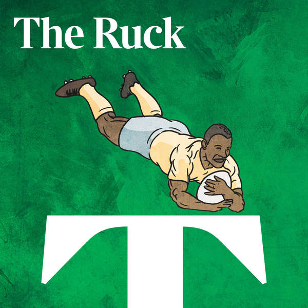 The Ruck Rugby Podcast image