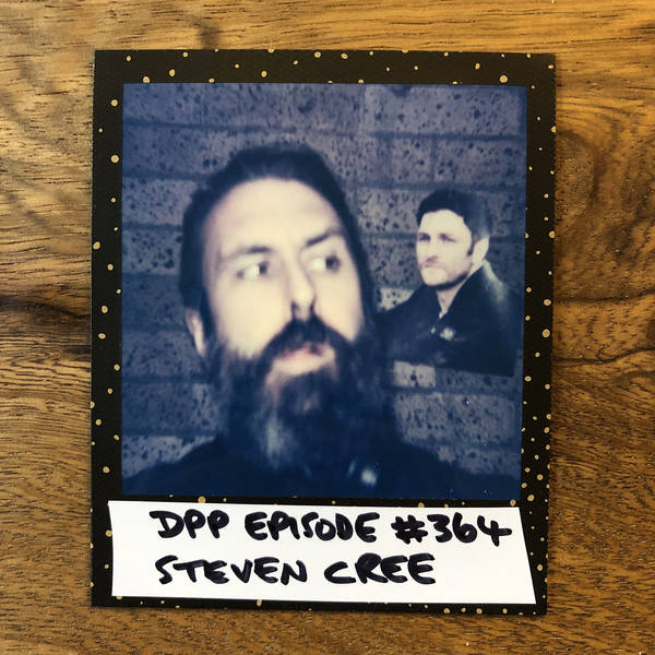Steven Cree • Distraction Pieces Podcast with Scroobius Pip #364