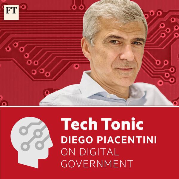 Diego Piacentini on GovTech