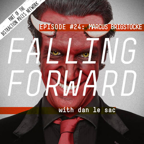 Marcus Brigstocke - Falling Forward with Dan Le Sac #24
