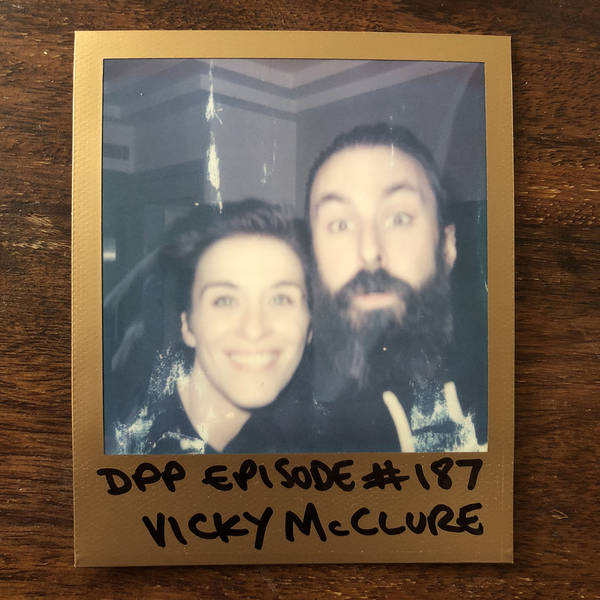 Vicky McClure - Distraction Pieces Podcast with Scroobius Pip #187