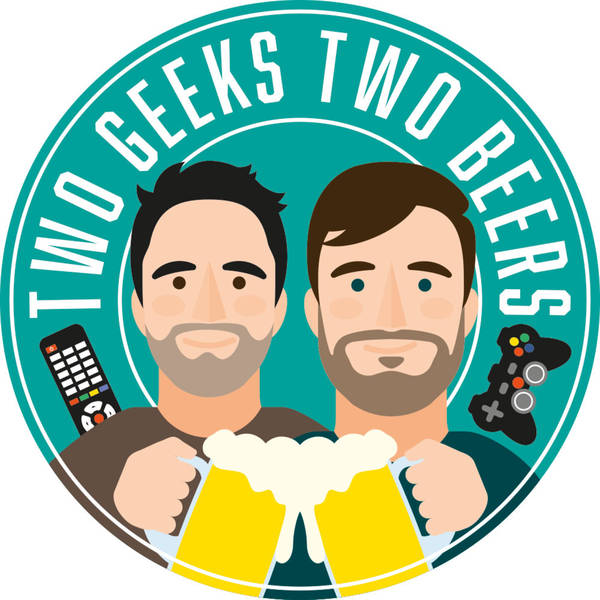 Two Geeks, Two Beers image