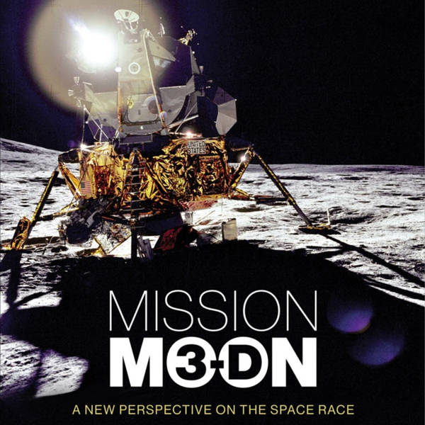 Moon Mission 3D from Queen Guitarist Brian May and David Eicher