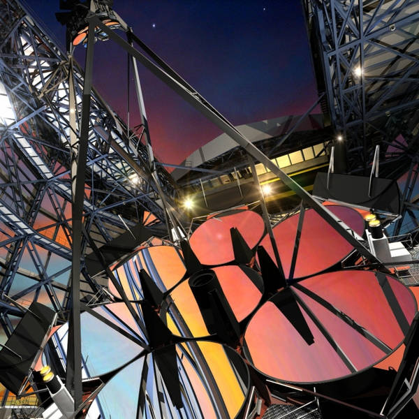 Celebrating Astronomy Day with the Giant Magellan Telescope