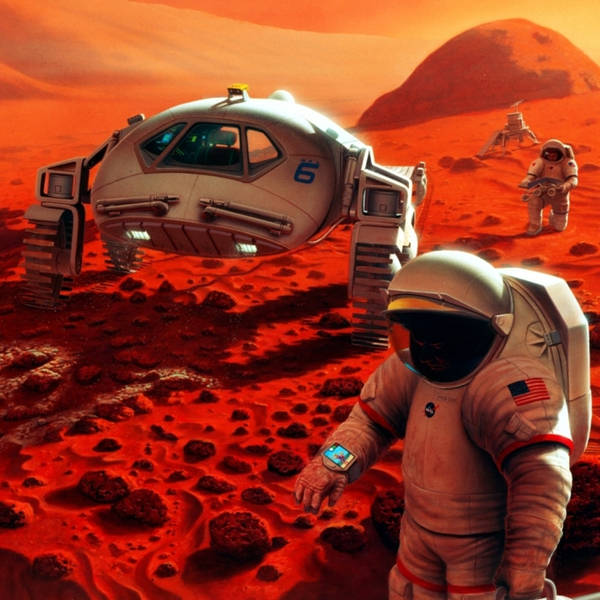 Space Policy Edition: Destination…Mars? Contradictions and Principles