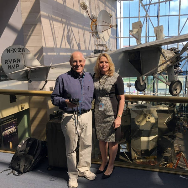 A Sacred Place: The National Air and Space Museum with Ellen Stofan