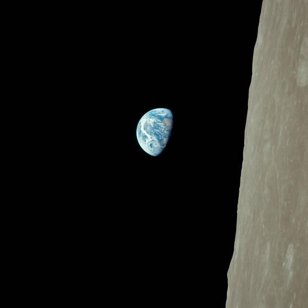 Earthrise! The 50th Anniversary of Apollo 8