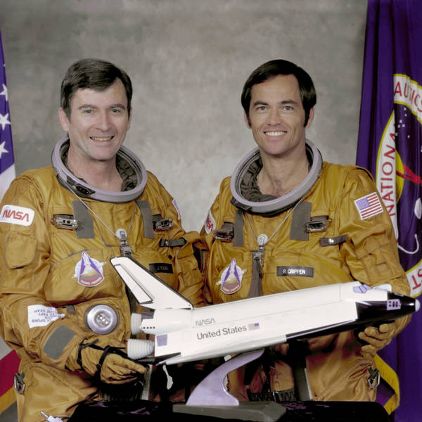 The First Space Shuttle Pilot: Bob Crippen on the 40th Anniversary of STS-1