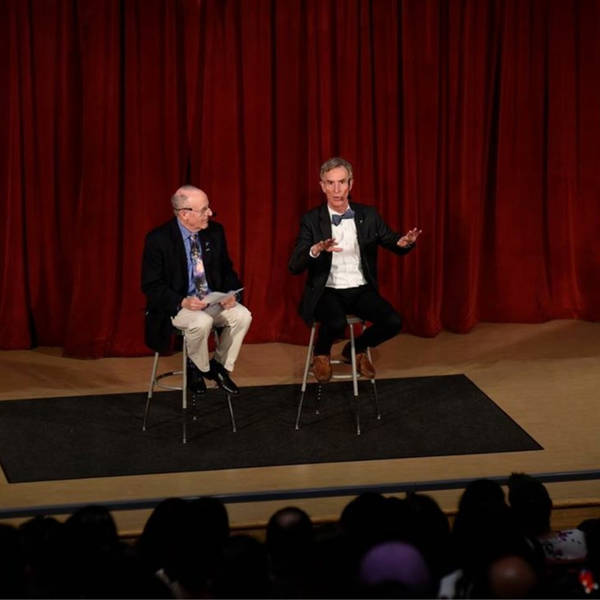 Planetary Radio Live with Bill Nye at Science Museum Oklahoma