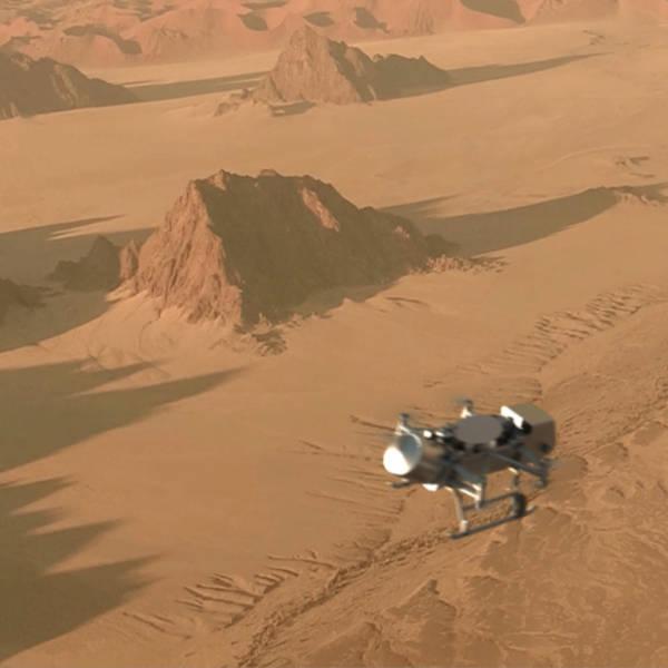 Flying the Skies of Saturn's Moon Titan