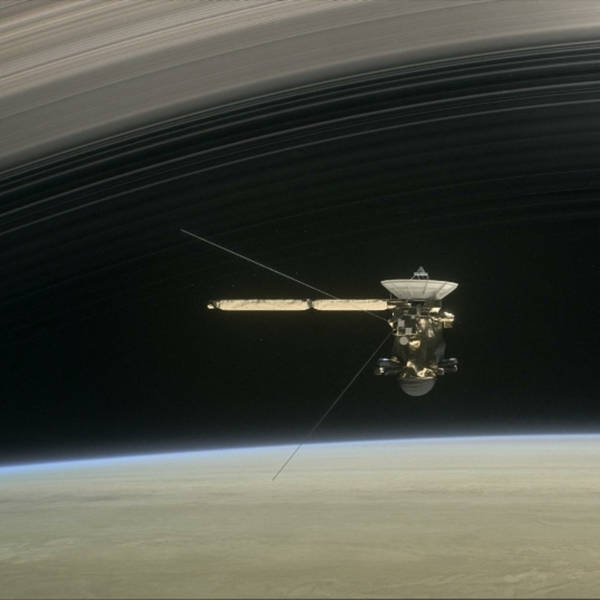 Back to Saturn for Brand New Cassini Science