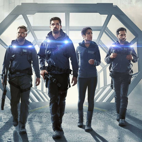The Creators of The Expanse