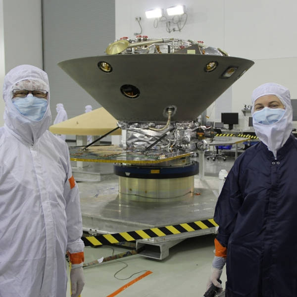 All Shook Up: The InSight Mission to Mars