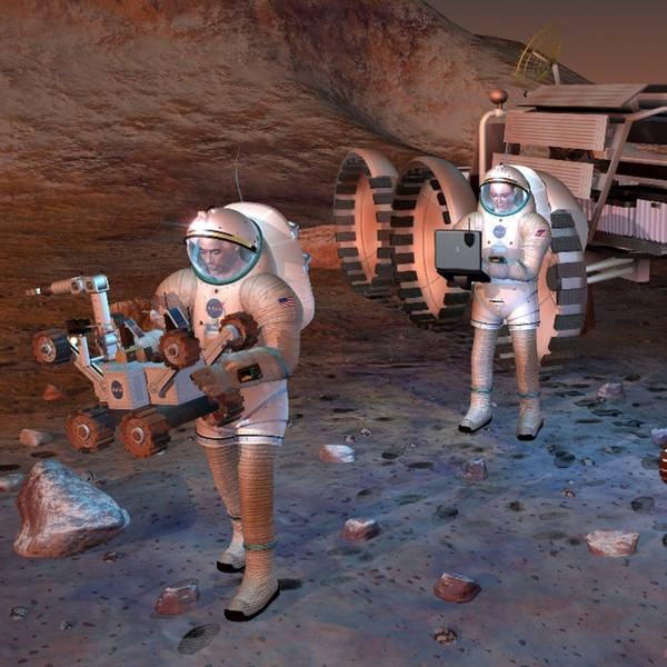 Sharing a Passion for Mars at the Humans to Mars Summit