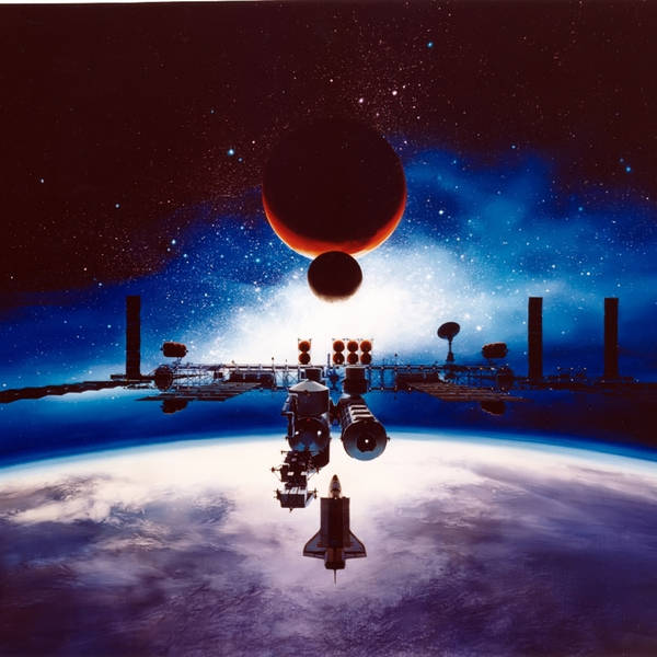 Space Policy Edition: Lessons From the Moonshot That Never Was-With Mark Albrecht