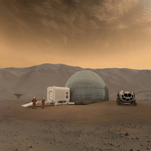 Building Our Future on Mars