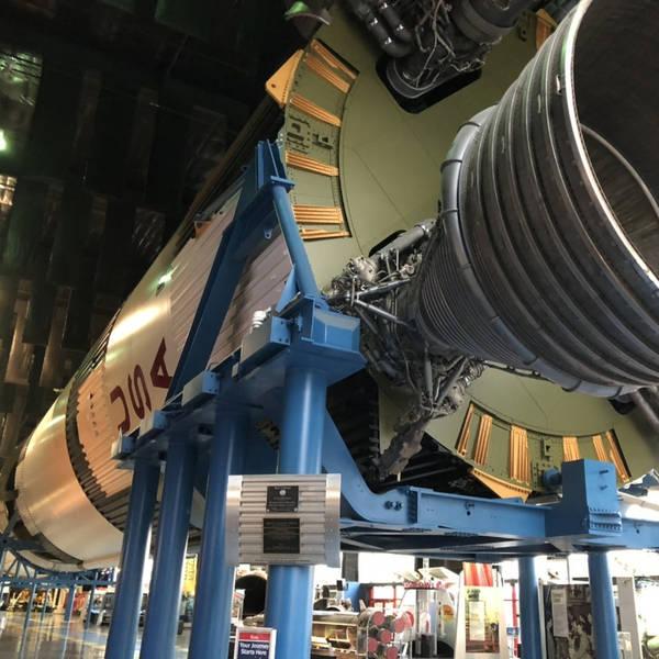 Space, Rockets, and a Senatorial Encounter in Huntsville, Alabama