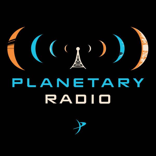 Dark Energy Attracts? Astrophysicists Jason Rhodes and Alina Kiessling