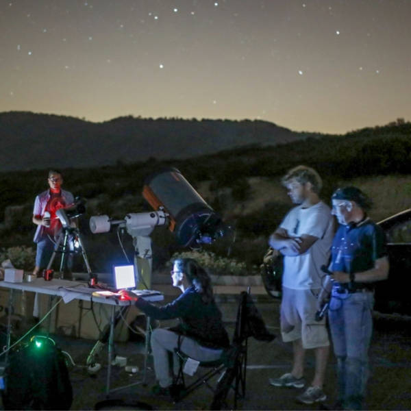 Pluto Occults! Join Us on the Mountain
