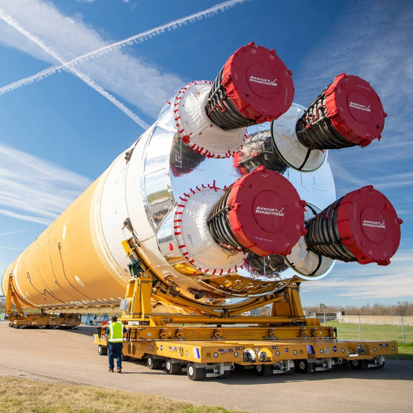 Space Policy Edition: Why the SLS is a National Asset, and Why That Matters