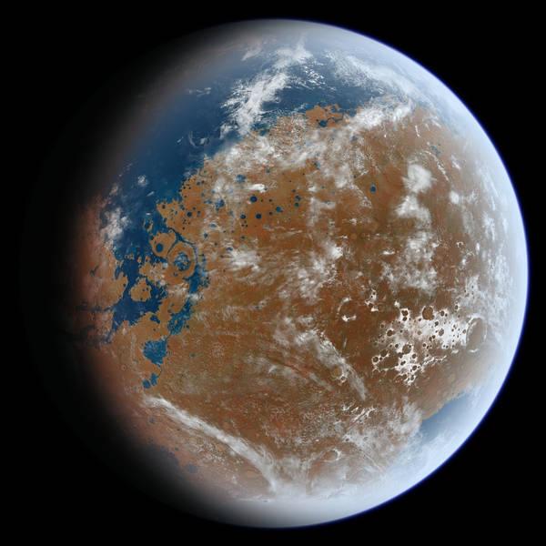 How Long Was Mars Wet?