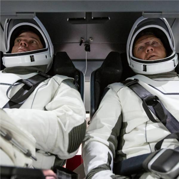 The Crew Dragon Countdown Begins, With Former NASA Deputy Administrator Lori Garver