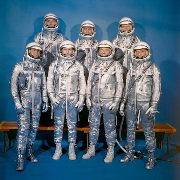 John Logsdon on the Dawn of the Space Age