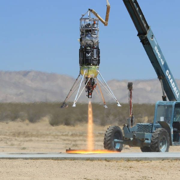 It's Rocket Science: Testing PlanetVac in the Mojave Desert