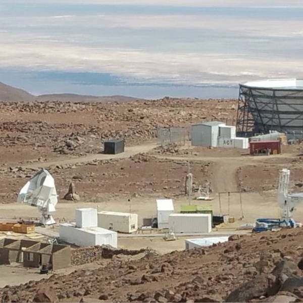 Experimental Cosmologist Brian Keating