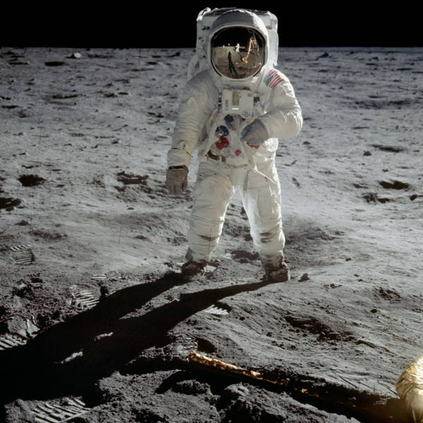 Space Policy Edition: Why Apollo Happened (with Roger Launius)