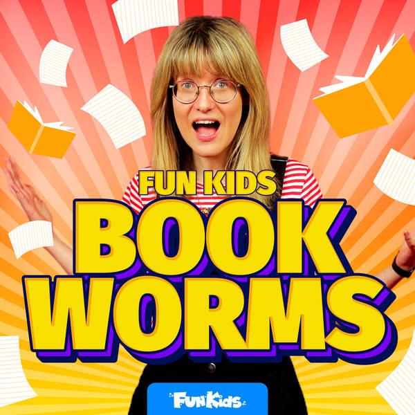 Fun Kids Book Worms image