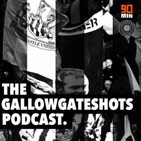 The GallowgateShots Podcast image