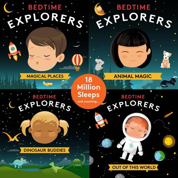 Bedtime Explorers image