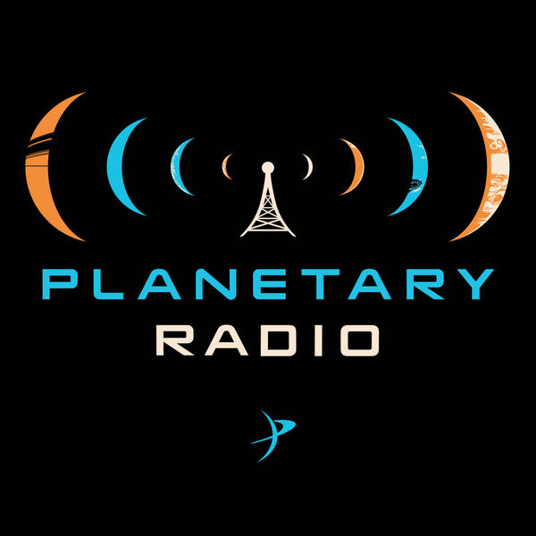 Planetary Radio: Space Exploration, Astronomy and Science image