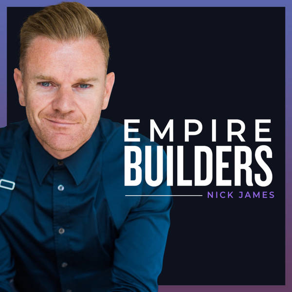 Empire Builders with Nick James image