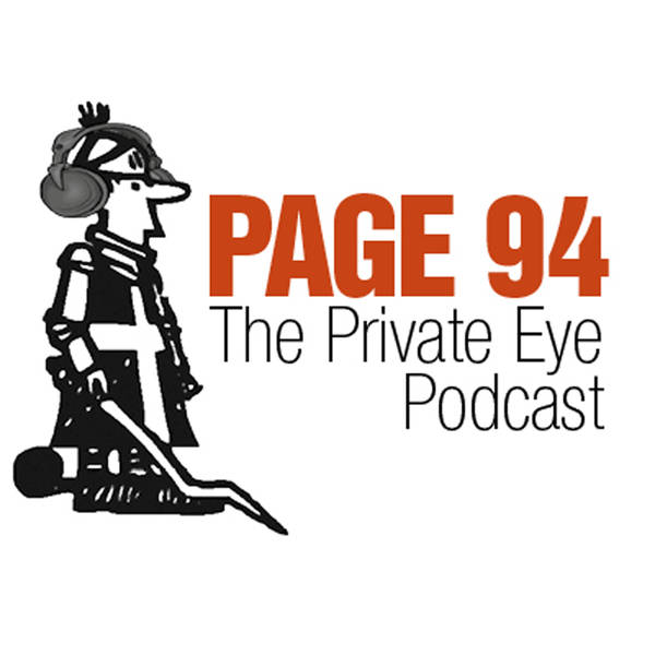 Page 94: The Private Eye Podcast image