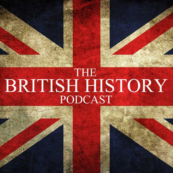 The British History Podcast image