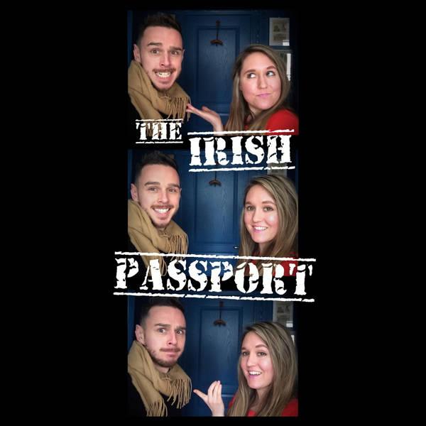 The Irish Passport image